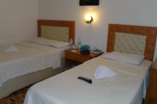 Pagadian City, Philippines: Comfy Beds