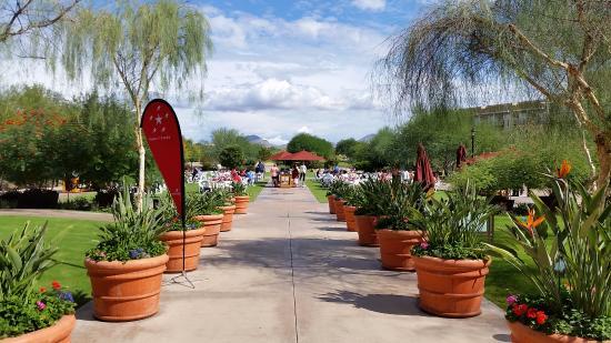 JW Marriott Phoenix Desert Ridge Resort U0026 Spa: Ballroom Lawn