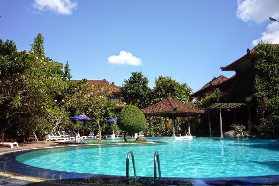Bali Matahari Hotel: desde mi reposera a la piscina