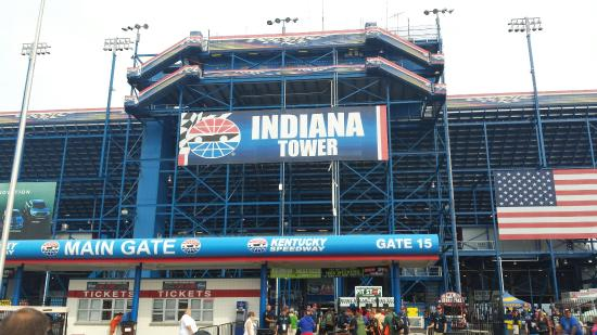 Sparta, Kentucky: Kentucky Speedway