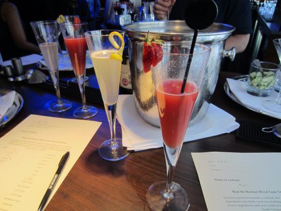 Glenn Miller Bar London Marylebone Restaurant Reviews