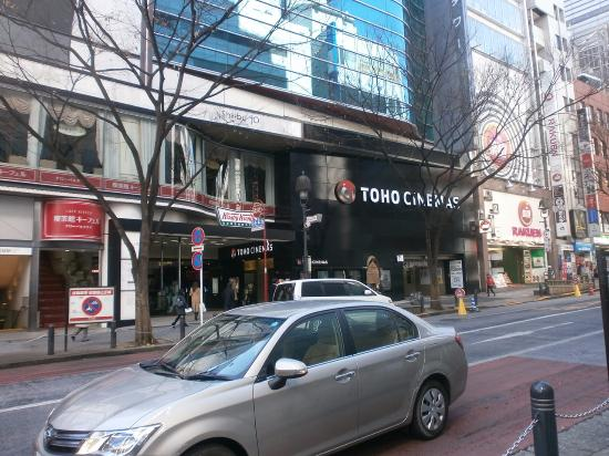 Toho Cinemas, Shibuya