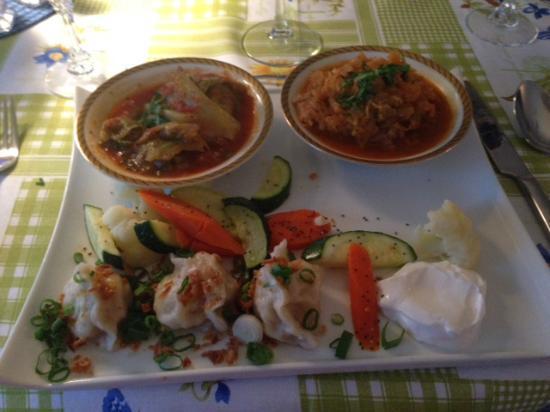 Maria D'anna Cafe: polish special