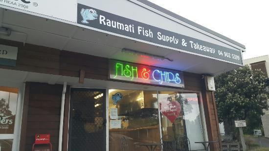 Raumati Fish Supply