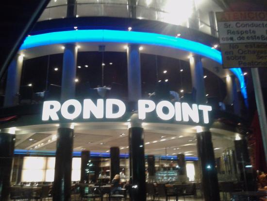 Rond Point: Frente