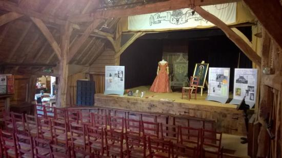 The Barn Theatre Picture Of Smallhythe Place Tenterden