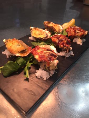 The Northern Club: Some of the dishes featured on the new menu