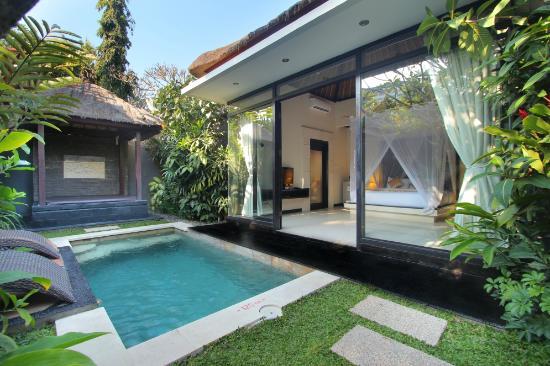Spa picture of tonys villas resort seminyak tripadvisor for Villas de jardin seychelles tripadvisor
