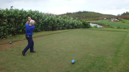 Tucker's Town, Bermuda: signature 5th hole