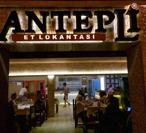 Antepli Et Lokantasi & Tatli: Welcoming ambiance