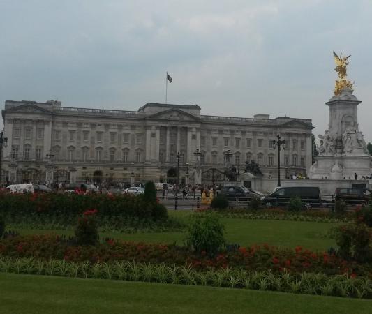 Buckingham Palace: Palazzo reale