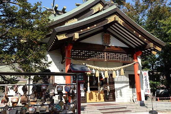 Hassamu Shrine