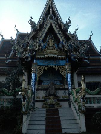 Wat Plai Laem: xxx