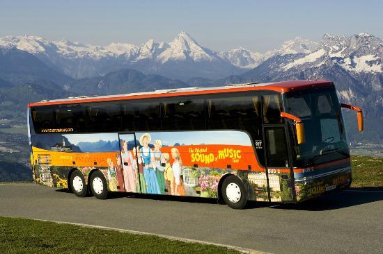Panorama Tours - Salzburg