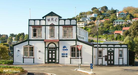 Wanganui, Νέα Ζηλανδία: Waimarie Centre - home to our Waimarie Museum and booking office