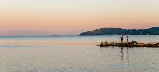 Moraitika, Grecia: beach