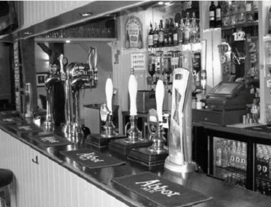 Stokenchurch, UK: Bar