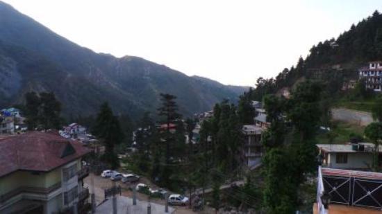 Hotel Buddha's Valley : Вид с террасы
