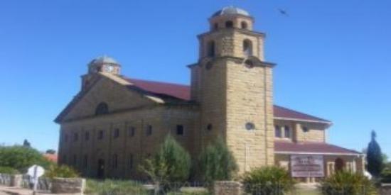 Reddersburg, แอฟริกาใต้: local church