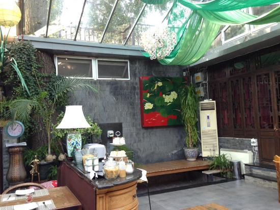 Kellys Courtyard: Courtyard view