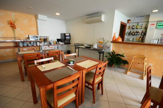 Hotel Sao Sebastiao De Boliqueime: Sala Pequenos-almoços