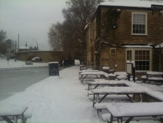 Stoke Bruerne, UK: Navigation Inn