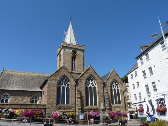 ‪Town Church St Peter Port‬