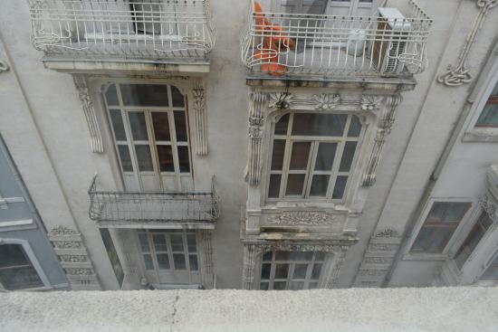 Paradise Hotel: из окна