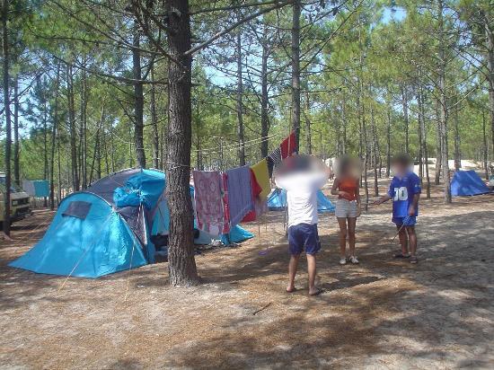 parque de campismo da praia da gale