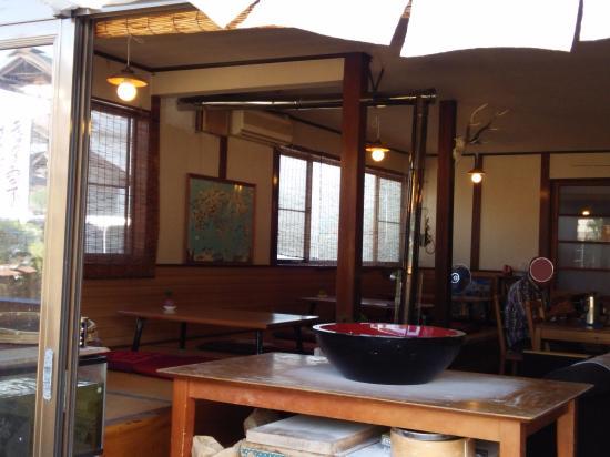 たくみ の 里 食堂