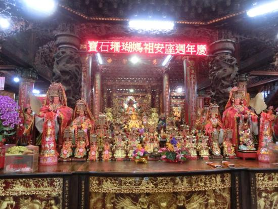 Navy Beifang'ao Jinan Temple