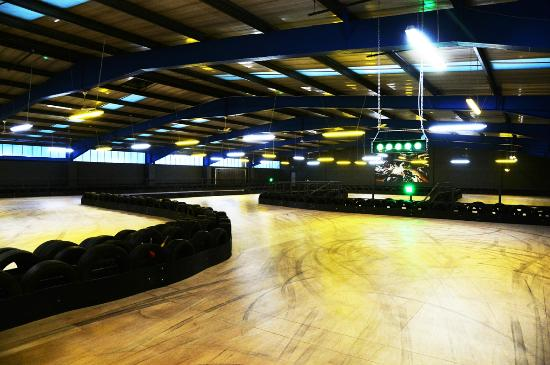 TeamSport Indoor Go Karting Farnborough