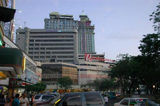 Hotel Asia: ホテル周辺環境