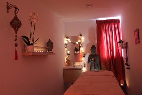 Hôtel  La Villa en l'Île : Massages