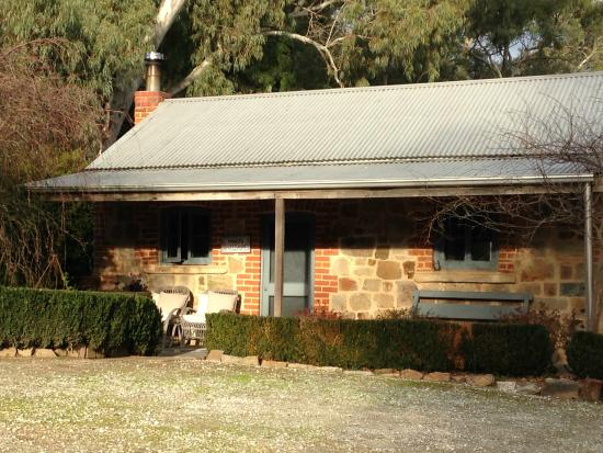 Cockatoo Valley, Australien: The Miners Cottage