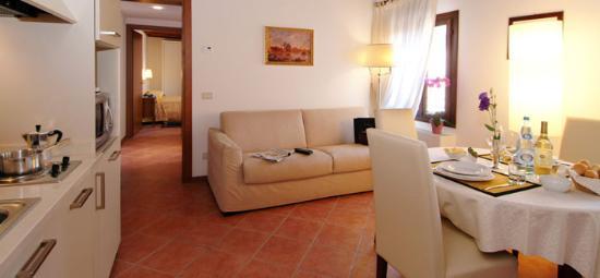 Residence Corte Grimani: Наша комната