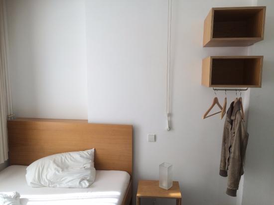 Hotel Johann: Одноместный номер
