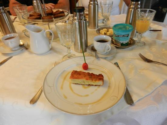 Les Petits Brasseurs : Colazione