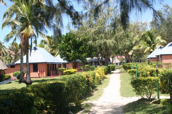 Nacula Island Accommodation