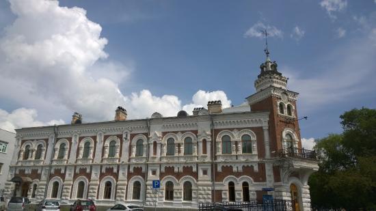 Amur Regional Local Lore Museum of Novikov-Daurskiy