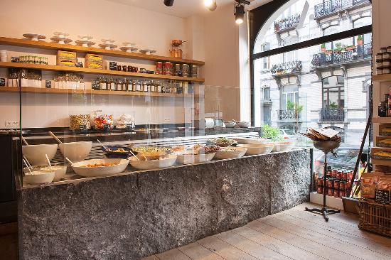 Point Albert : Comptoir Nourriture