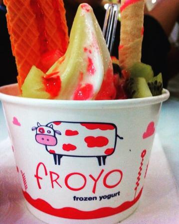 Froyo, Chandigarh - Restaurant Reviews, Phone Number