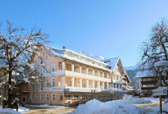 Hotel Mohren im Winter