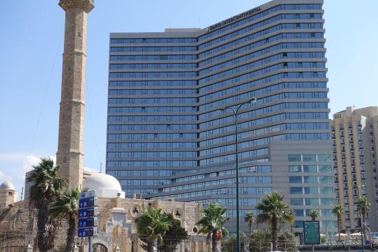 מלון דיויד אינטרקונטיננטל: The hotel