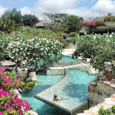 Piscina do Vilas - Picture of AYANA Resort and Spa, Jimbaran ...