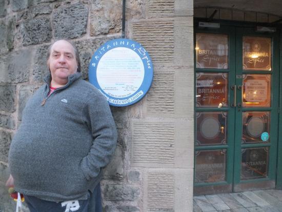 show user reviews britannia spice edinburgh scotland