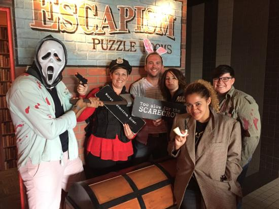 Strike Escape Rooms King Street Wharf