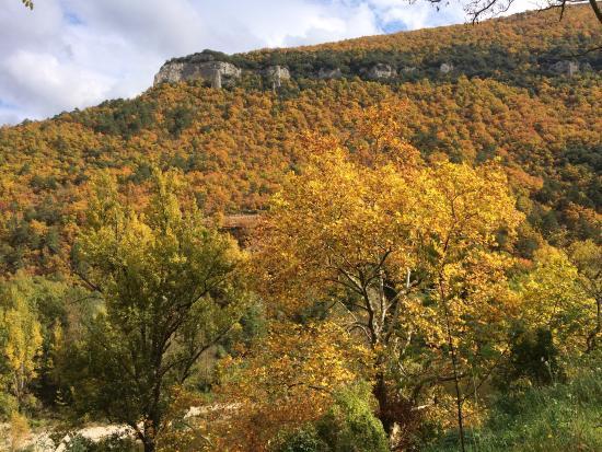 Riviere-sur-Tarn, ฝรั่งเศส: vue de la région de Rivière sur Tarn