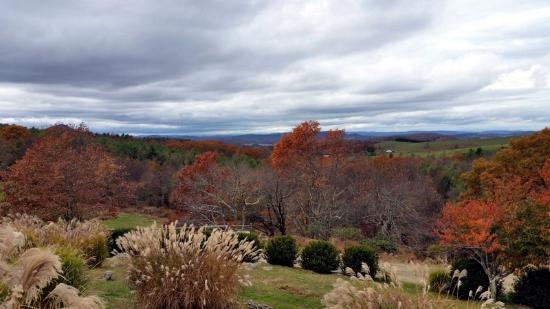 Floyd, VA: view to the southwest