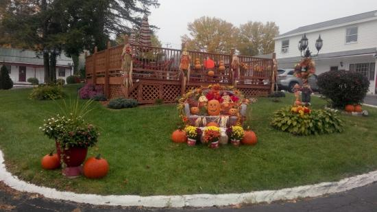Williamstown, MA: Celebrating Haloween